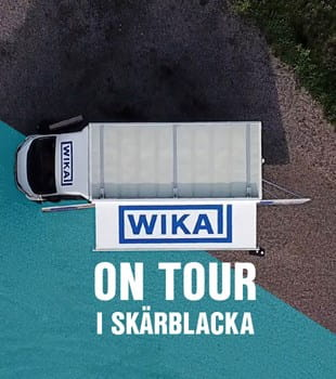 OEM Automatic Wika on tour