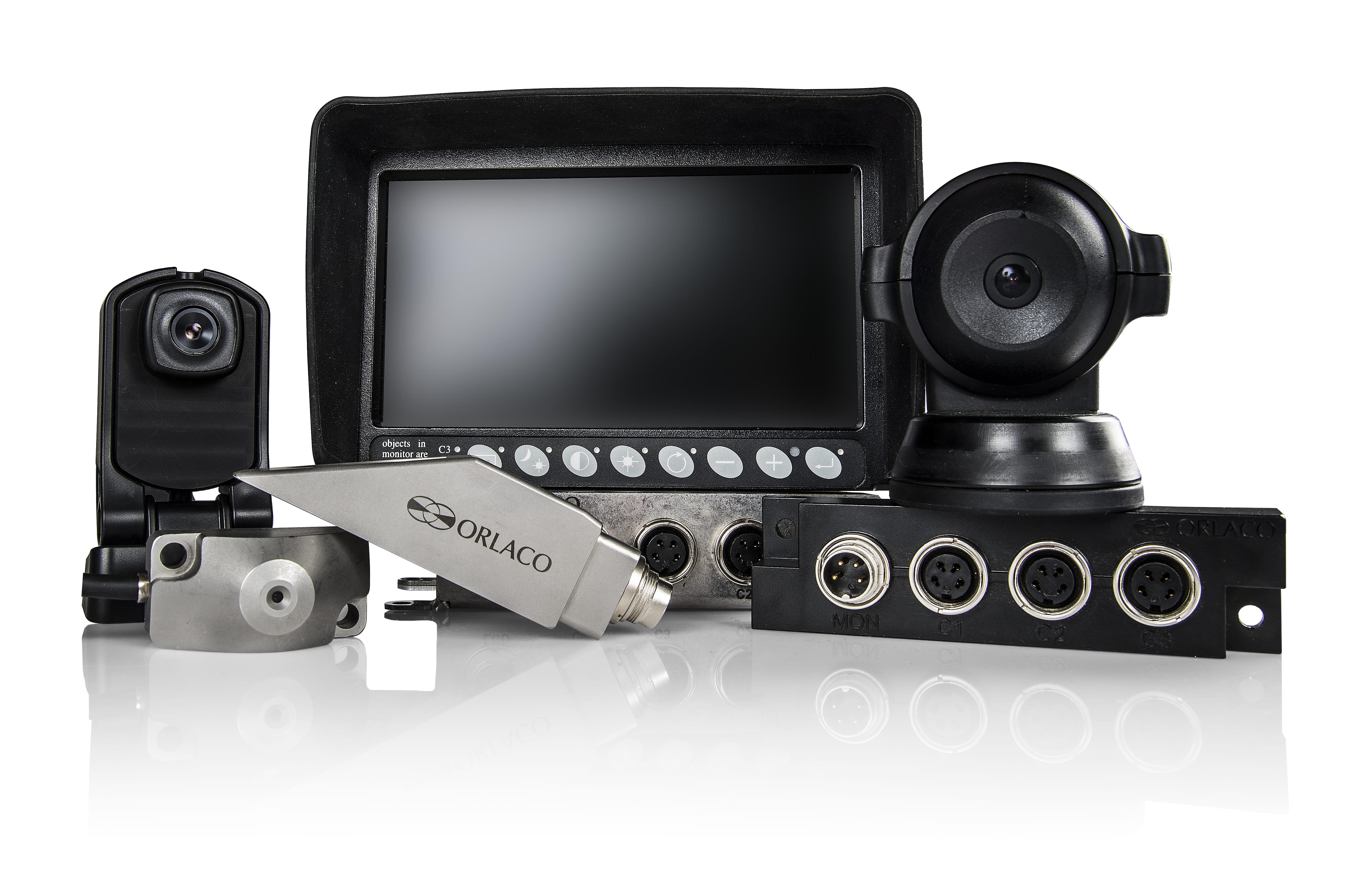 Produktgrupp Fordonskameror