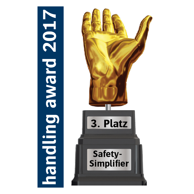 OEM Automatic Safety Simplifier Handling Award