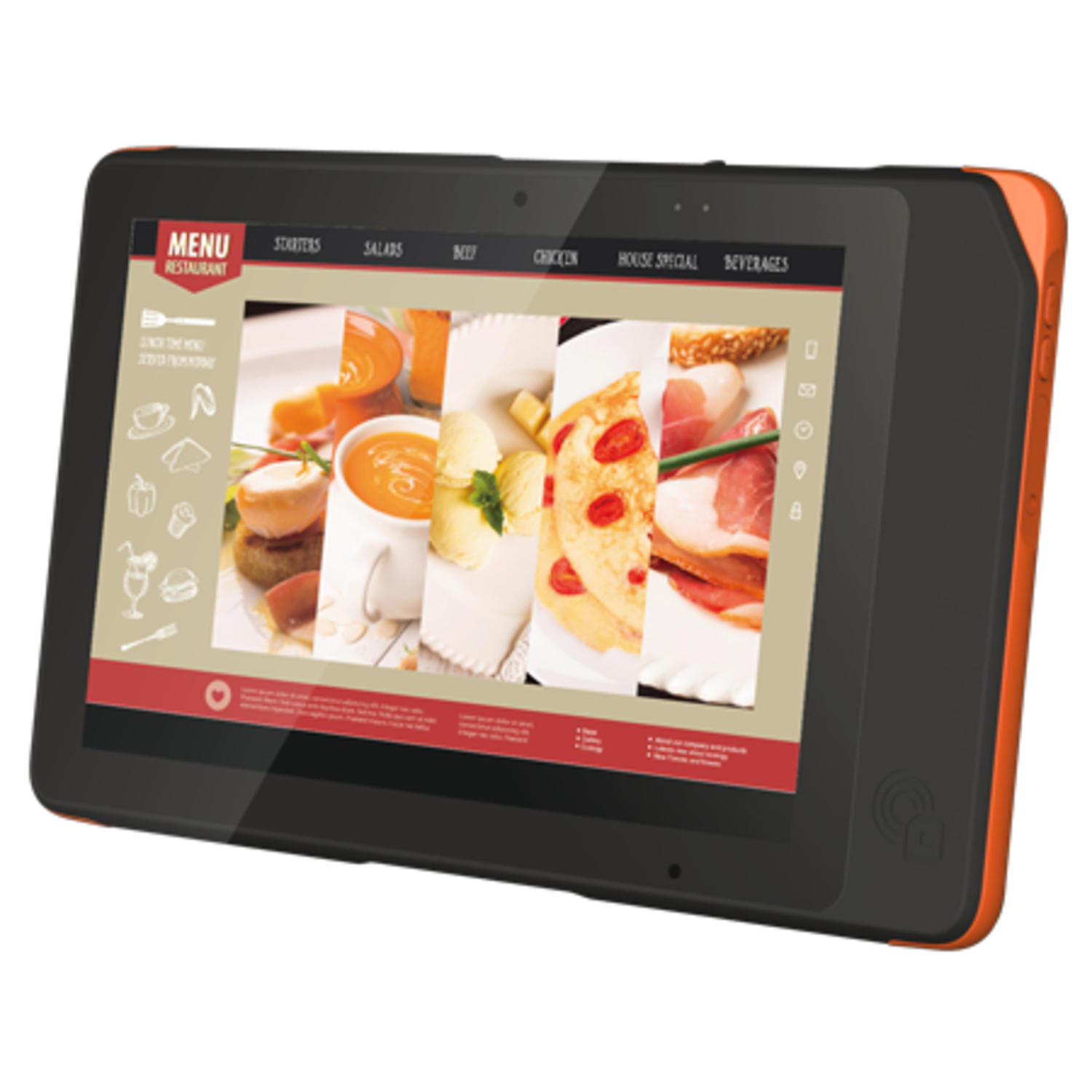 AIM-37 Industriel tablet